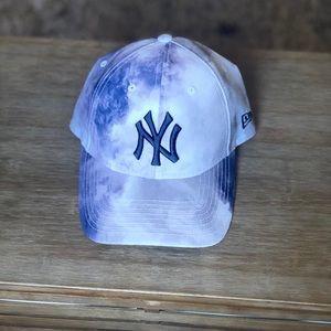 NewEra NY Tie Dye Baseball Hat